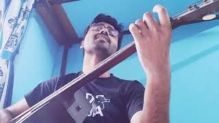 Amar Ekla Akash - Shreya Ghoshal - Cover with chords - By Soham