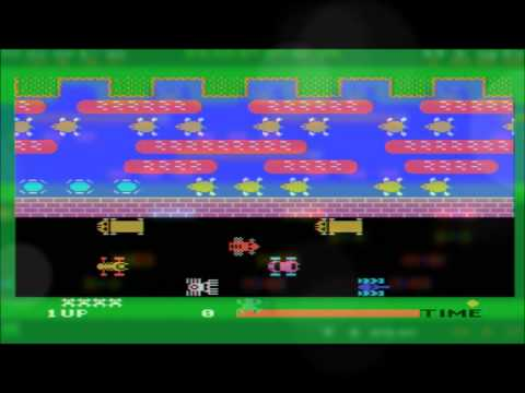 Let s Compare Classic Frogger