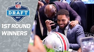 1st Round Winners in the 2017 NFL Draft   Path to the Draft   NFL Network