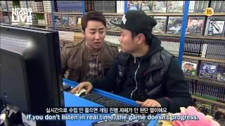 [ENG] SNL Korea - GTA White Day (GTA 화이트데이)