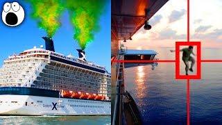 Top 10 Secrets Cruise Ships Don