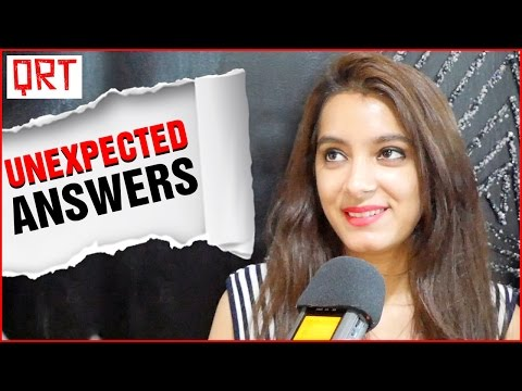UNEXPECTED ANSWERS from GIRLS | DO GIRLS LIKE MEN WITH HAIRY CHEST  | Quick Reaction Team