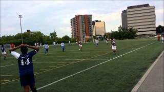 Chomedey 2-0 St Leonard, 2015 U16 AAA Quebec Soccer. 2nd Half