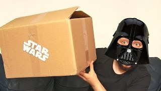 LA MEILLEURE WOOTBOX STAR WARS !! - Ouverture Wootbox noel 2016 !