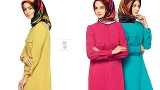 Armine 2015 İlkbahar Yaz Kataloğu | Yeni Sezon Armine Yazlık Tesettür Giyim Modelleri Koleksiyonu