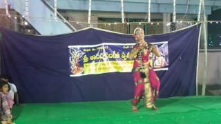 Bhama kalapam by Kaveri from SSS nruthya kalasala