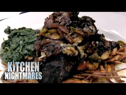 Master Of The Grill BURNS EVERYTHING Kitchen Nightmares