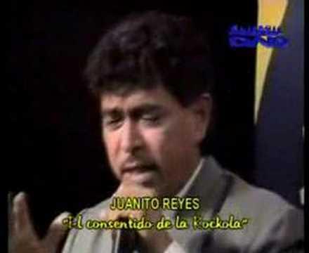Juanito Reyes El matrimonio y la loteria
