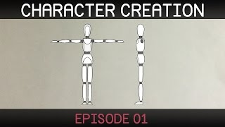 Blender Character Creation (E01: Introduction)