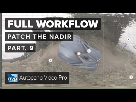 Part 9 - Patching in APG & Premiere | The full 360 video creation workflow