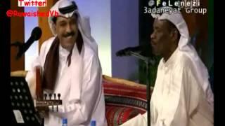 عبدالله الرويشد و خالد الملا -_- انا بتبع قلبي