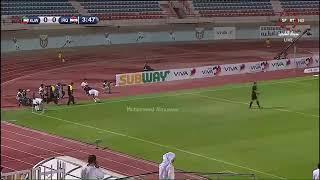 مباراه العراق ضد الكويت انتهت تعادل
