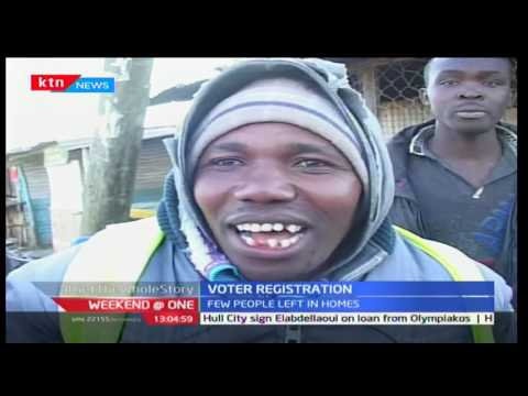 Weekend@One: IEBC huddles as exercise is marred by challenges of herders relocating