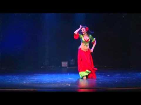 Turkish Gypsy Dance Roman Havası Eilat Festival 2011 Sophie Armoza