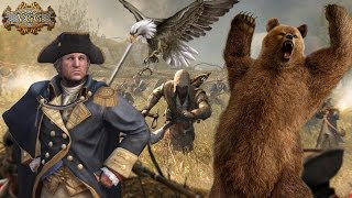 Assassin's Creed 3 Animal Powers - The Tyranny of King Washington DLC