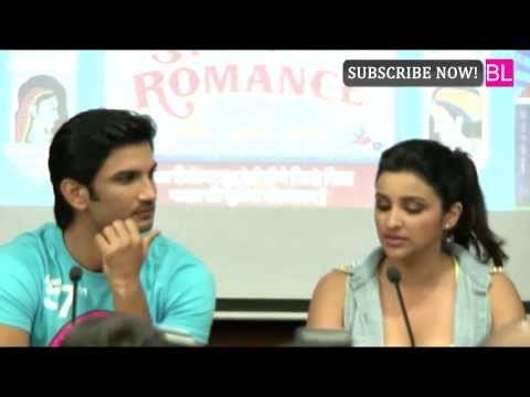 Parineeti and Sushant talk sex, live-in relationship in Shuddh Desi Romance
