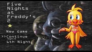 Chica es sexy | Five Nights At Freddy's 2 | Noches 1 y 2