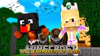 Minecraft - WILL BABY LEAH LIVE - Little Baby Max