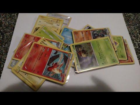 Winner Of My Pokemon Card Giveaway!