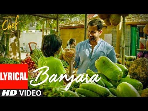 Xxx Mp4 Chef Banjara Lyrical Video Song Saif Ali Khan Vishal Dadlani Raghu Dixit 3gp Sex
