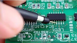 Curso Eletrônica Aplicada à Informática - Solda - Cursos CPT