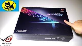 Asus Strix Rog Laptop GL502V Republic of Gamers