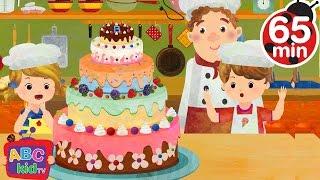 Pat a Cake | + More Nursery Rhymes & Kids Songs - ABCkidTV