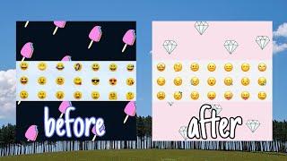Cara mengubah emoji Oppo a5s menjadi iPhone 100% NO GAGAL!!✓✓ NO ROOT😮
