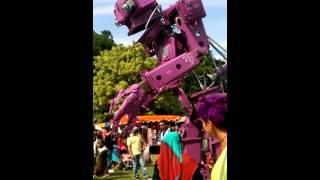 Bangla Mela 2014 Robot