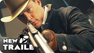 KINGSMAN 2 Red-Band Trailer 2 (2017) The Golden Circle