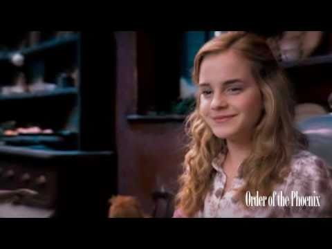 Hermione Granger - Through the Years [Harry Potter Tribute]
