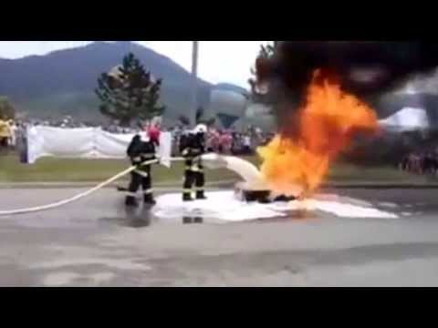 Firefighters Epic Fail Funny