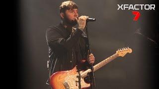 Jamess Arthurs Performance Of Safe Inside  The X Factor Australia 2016