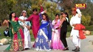 haryanvi letest Holi Song / Jija Mai Aaj Saari Raat Nachau DJ Pe / NDJ music