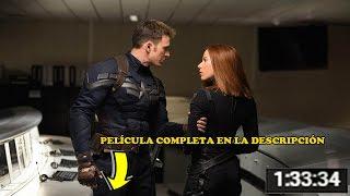 Capitan America y el soldado de invierno Pelicula completa en Español