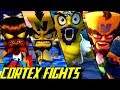 Download Video Evolution of Dr. Neo Cortex Battles in Crash Bandicoot Games (1996-2017) 3GP MP4 FLV