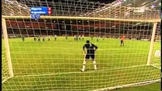 Nigeria vs Argentina 4-1 Friendly 01.06.11