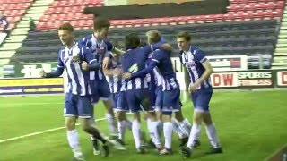 UNDER 18 HIGHLIGHTS: Wigan Athletic 1 Manchester City 3 (AET) - FA Youth Cup 5th Round