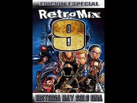 RetroMix 9 (Rock Alternativo)