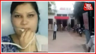 Body Of Girl Who Recorded Video Message Disclosing Her Killers, Found In Hathras