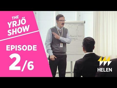 The Yrjö Show / Season 2 / Episode 2: The Cool Guys