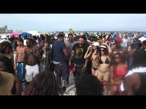 Spring Break Miami Beach 2013