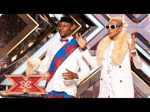 Can Afro-Swagg bag a place at Boot Camp?  | Auditions Week 4 | The X Factor 2017