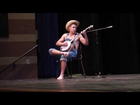 Xxx Mp4 Hillbilly Banjo Player In The Talent Show 3gp Sex