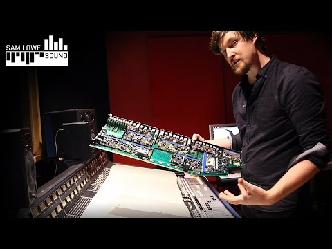 What Do All Those Buttons Do? SSL 4000E Channel Basics - Musicians Guide