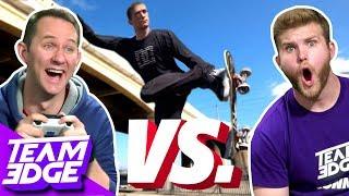 Double Bridge Gap Challenge! | Skate 3
