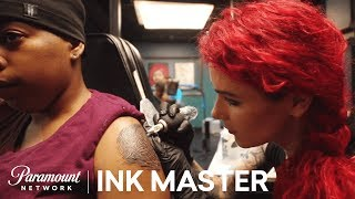 Flash Challenge Preview: Permanent Prints - Ink Master, Season 7