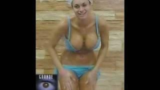 Cristina Del Basso big brother Italy super tits!!!tettona!!!