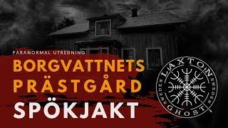 Spökjakt Prästgården i Borgvattnet L.T.G.S Spökjägare