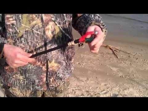 рыбалка новые видео руками